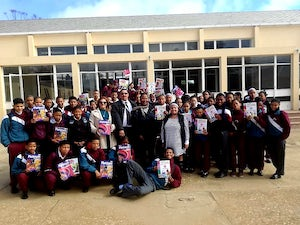 Loeriesfontein learners get support to make better career and life choices