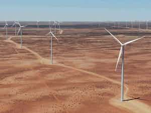 Kangnas turbines begin feeding wind power to national grid
