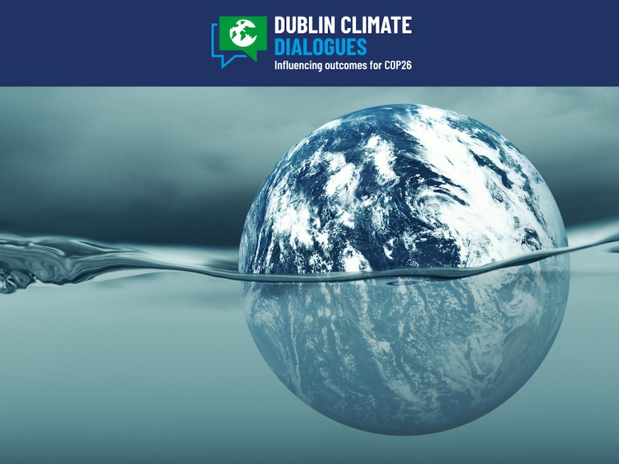 Mainstream-backed Dublin Climate Dialogues issues COP26 call to action