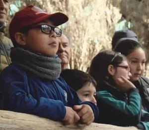 Our video about community engagement in Chile