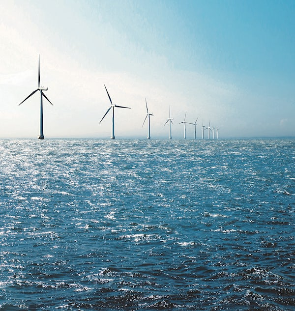Mainstream sells 450MW offshore wind farm to EDF Group
