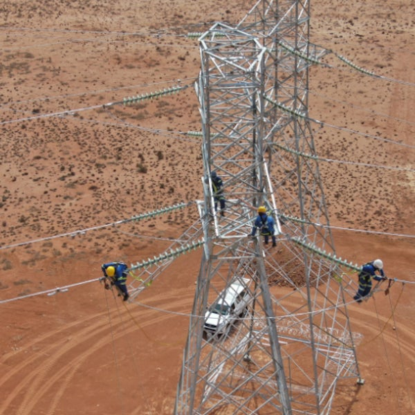 Mainstream nears completion on country's first 'self-build' substation