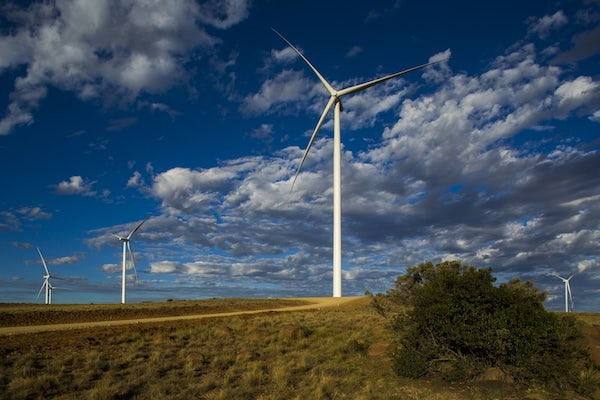 Noupoort wind plant - First Round 3 REIPPP project to reach Commercial Operations Date