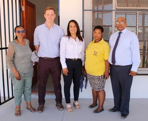 Community Safe Park launched to support vulnerable children, South Africa