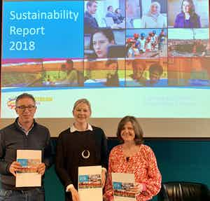 First Sustainability Report shows Mainstream acting on CSR values
