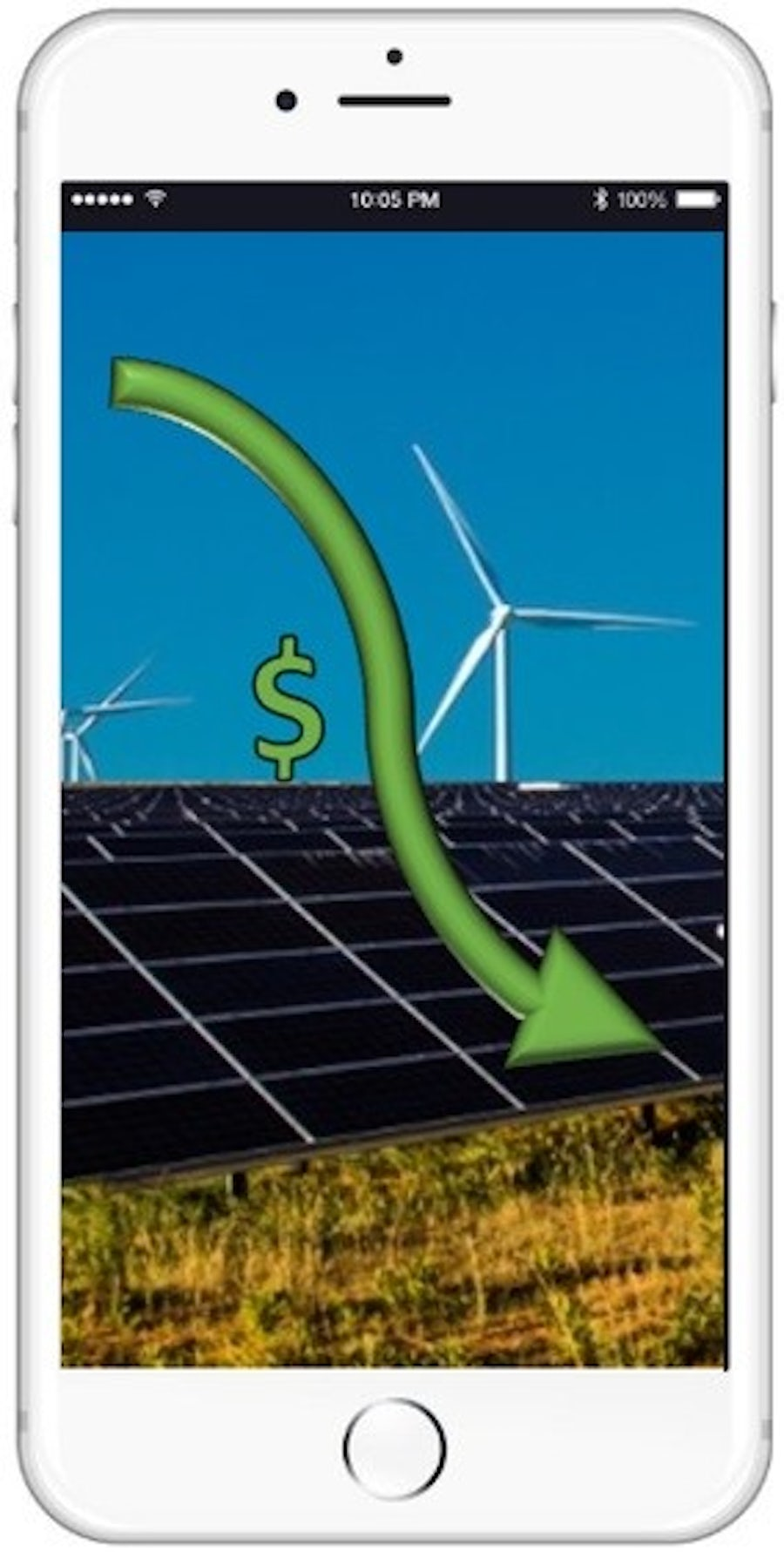 Renewable Energy's iPhone Moment