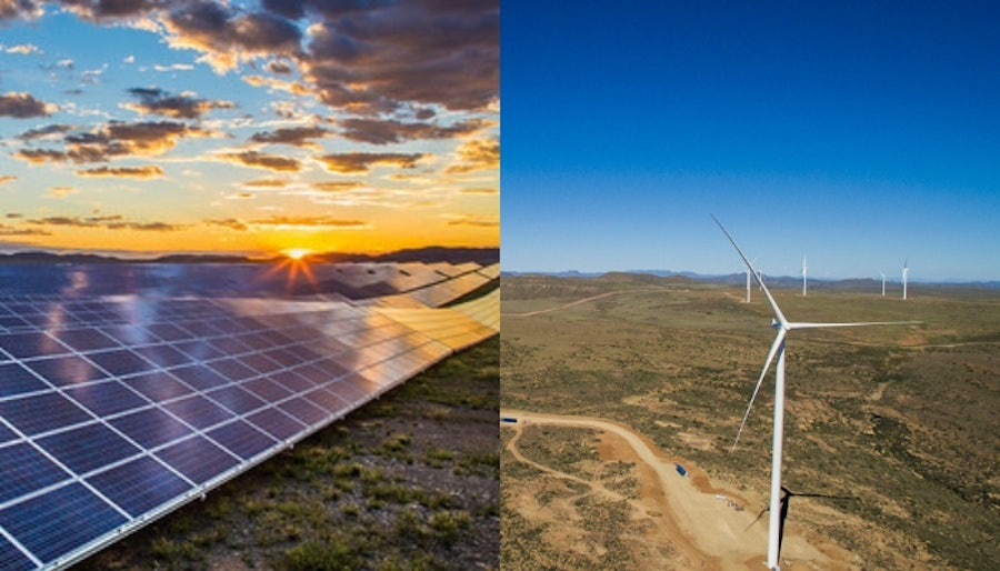 Mainstream closes USD$580M wind and solar financing deal in Chile