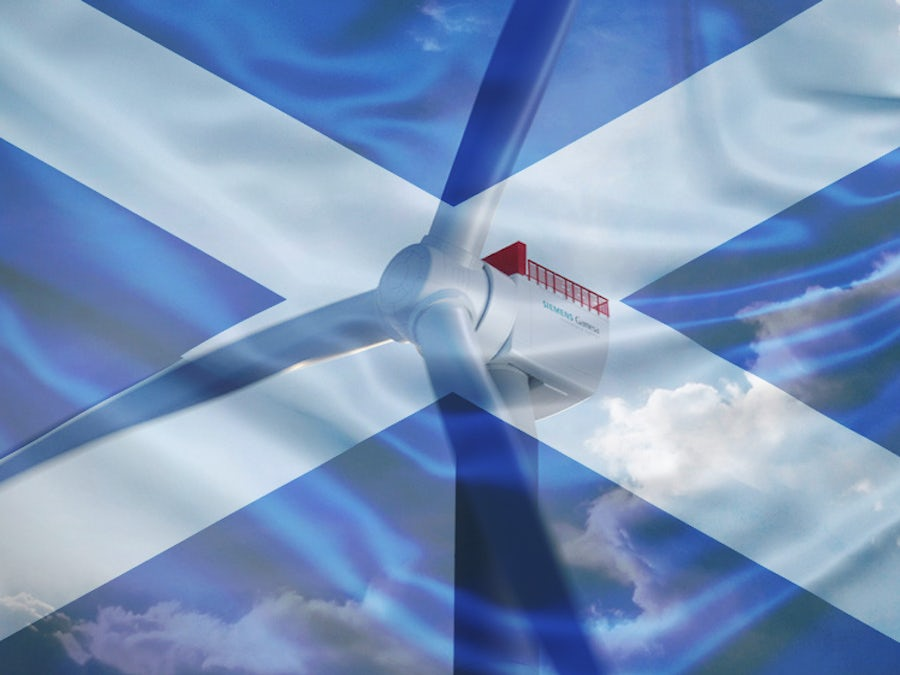 Mainstream and Siemens revive supply chain led partnership for ScotWind