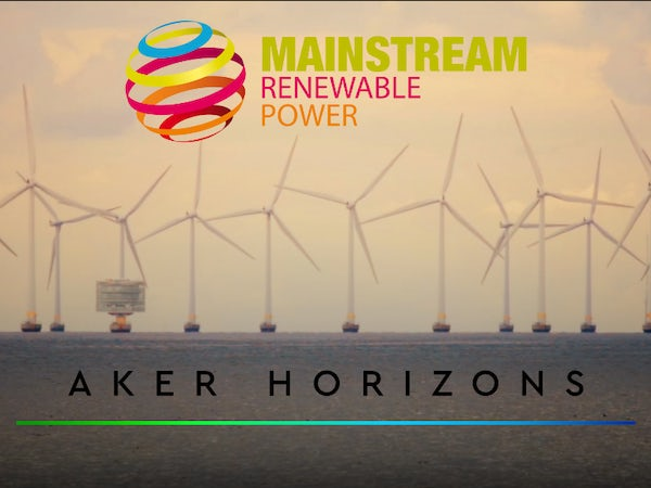 Mainstream signs €1 billion equity investment deal with Aker Horizons
