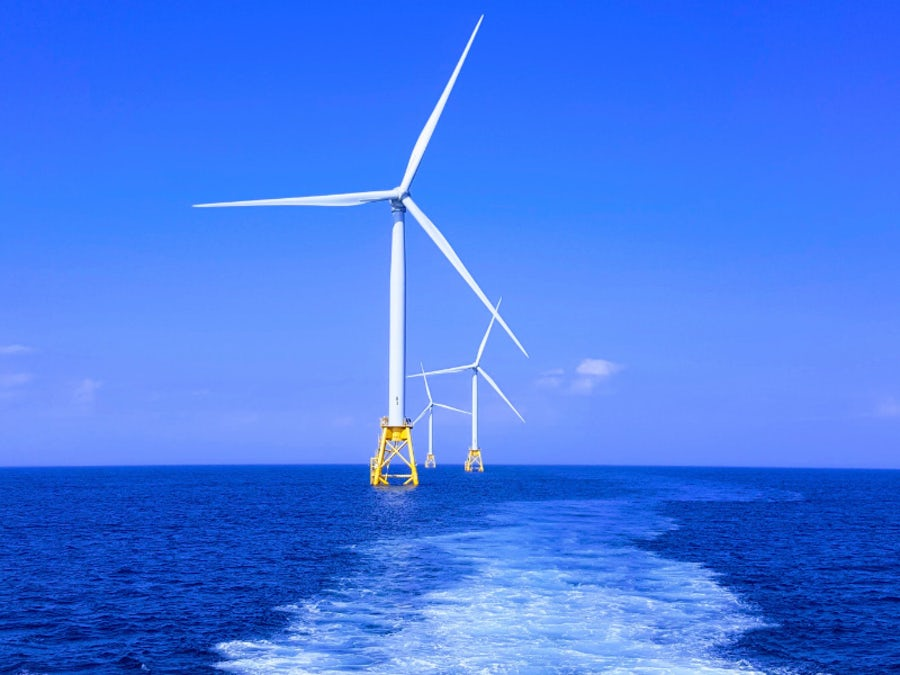 Mainstream backs call for 1,400 GW of offshore wind in green recovery