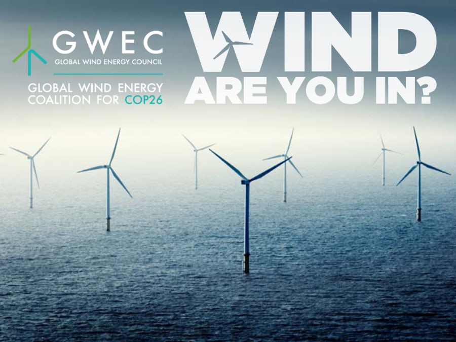 Wind Coalition urges Governments to scale-up ambition for COP26