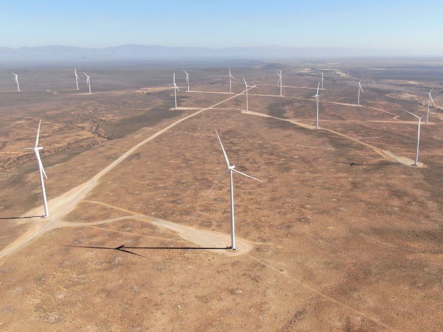 Perdekraal East becomes first BW4 wind farm to enter operation