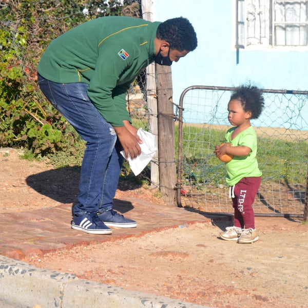 Mandela Day deliveries keep hunger at bay for 200 Witzenberg citizens