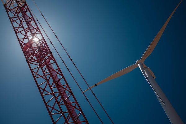 Noupoort wind farm connects to Eskom grid 12 months into construction
